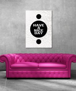 plakat have nice day