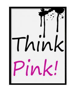 różowa grafikaa
