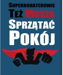 plakaty z supermenem