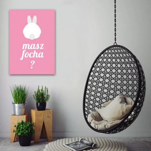 dekoracje z królikiem