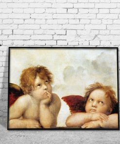 plakaty z reprodukcją