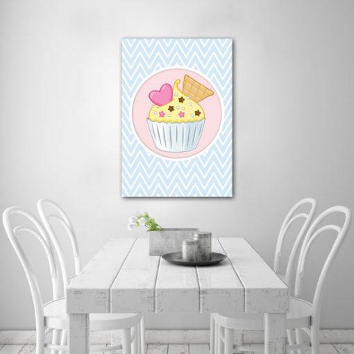 nowoczesne plakaty do jadalni