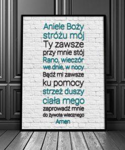 Plakaty Religijne Modlitwy Symbole Chrześcijańskie
