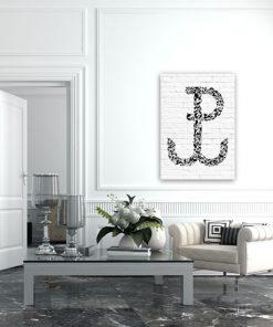 plakaty do nowoczesnego salonu