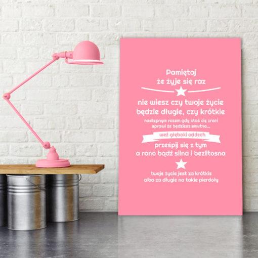 plakaty do sypialni