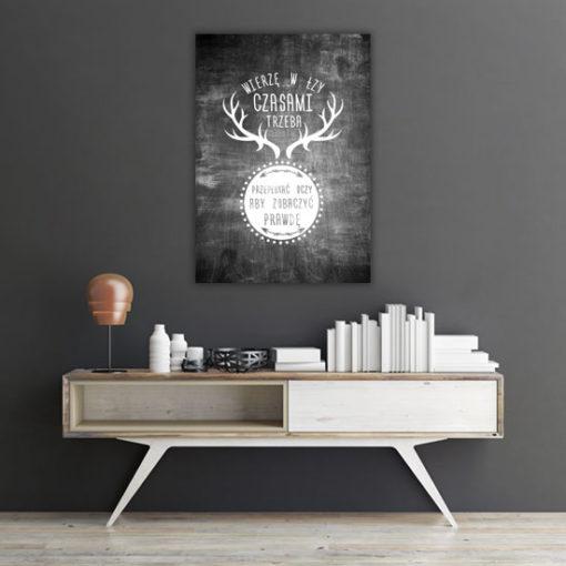 nowoczesne plakaty do salonu