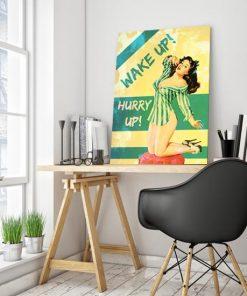 plakaty vintage