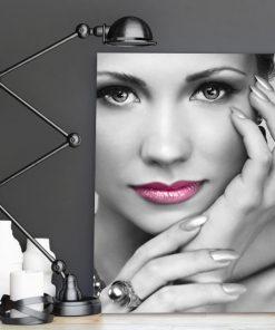 plakaty do salonu kosmetycznego