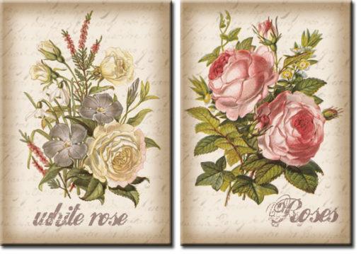 dekoracje z motywem kwiatowym