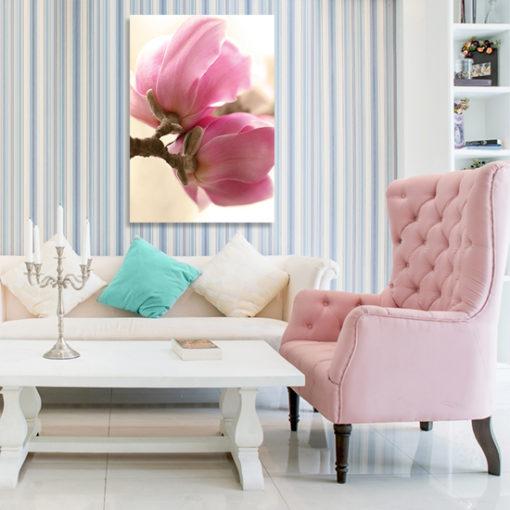 plakaty z motywami kwiatowymi