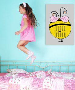 Plakaty na ścianę dziecięce