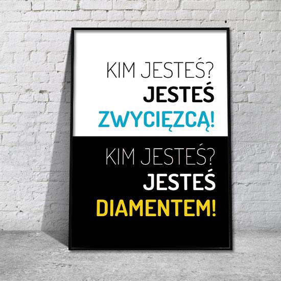 plakaty z cytatami z sieci