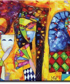 plakat trzy kobiety