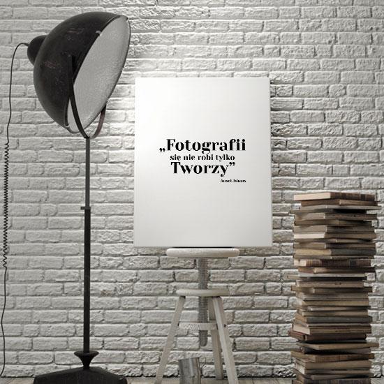 Plakaty Na ścianę Czarno Białe To Modne I Stylowe Dekoracje
