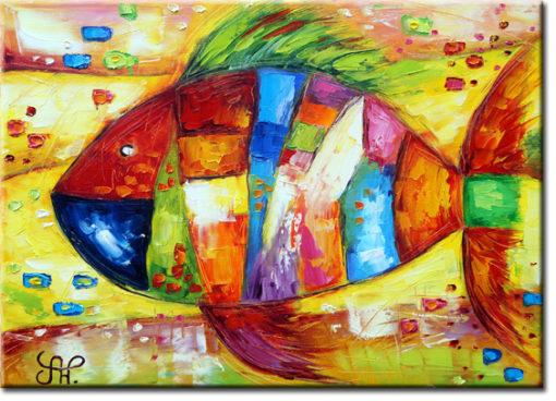 plakat kolory głębin