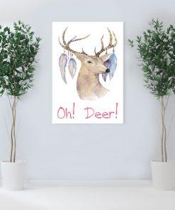 plakaty ze zwierzętami