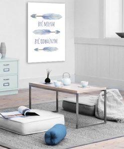 nowoczesne plakaty