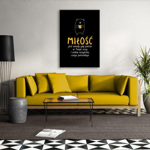 nowoczesne plakaty z tekstami