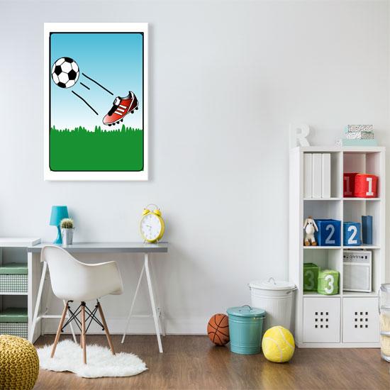 obraz sportowy
