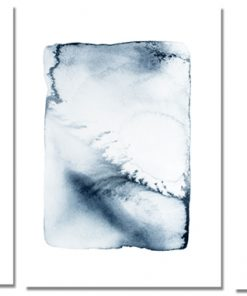 plakaty z abstrakcjami