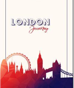 plakaty z miastami