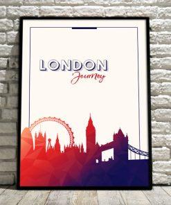 plajkaty z Londynem