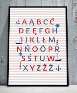 plakaty z kotwicą
