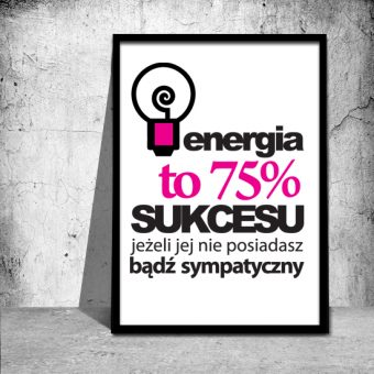 Plakaty Do Biura Z Motywacyjnymi Napisami I Sentencjami