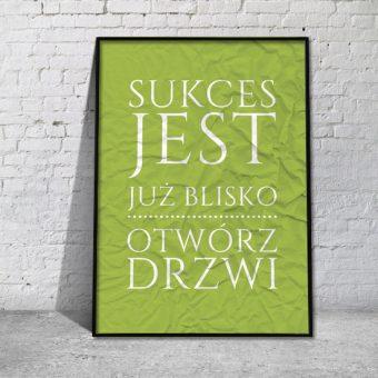plakaty zielone