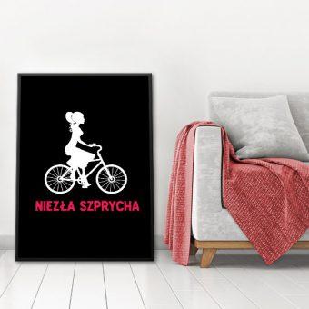 Plakaty rowerowe