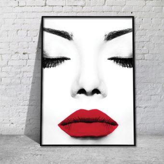 Plakaty do salonu kosmetycznego i fryzjerskiego