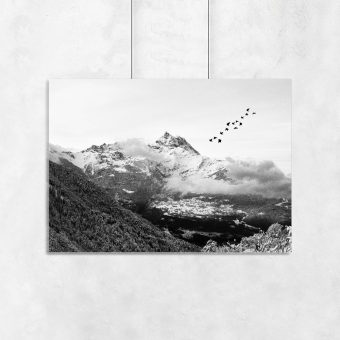 Plakaty góry