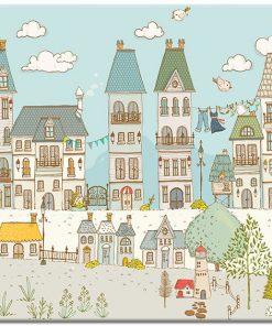 Plakat do dekoracji pokoju dziecka
