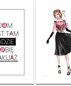 plakaty dla kobiet