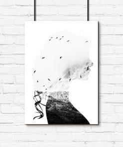 Plakaty Góry Pejzaże Górskie Widok Na Góry Plakaty W