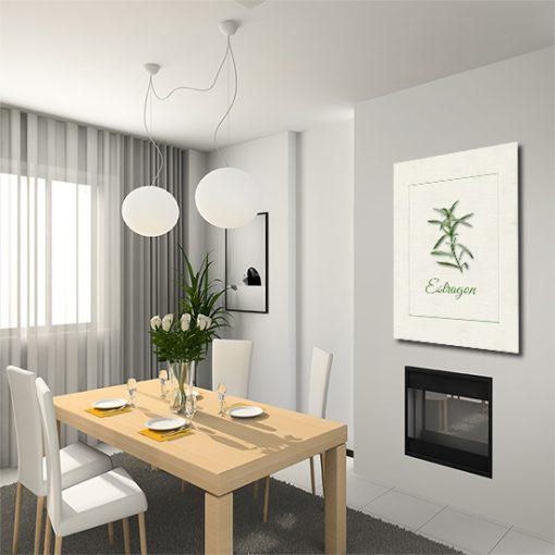 Plakat do dekoracji kuchni