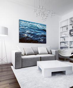 Plakat z morskim motywem do sypialni