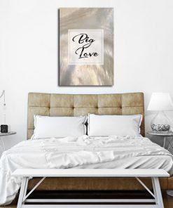 big love na plakacie