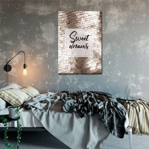 napis angielski sweet dreams