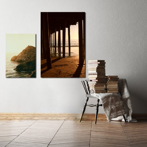 plakaty z pięknymi krajobrazami