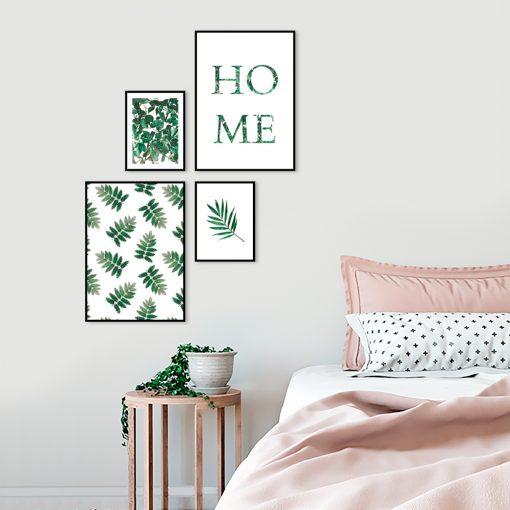 Galeria plakatów do sypialni