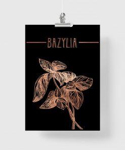 Plakat z motywem zioła do kuchni