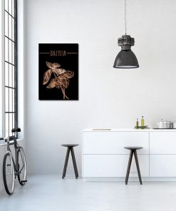 Plakat miedziany do kuchni