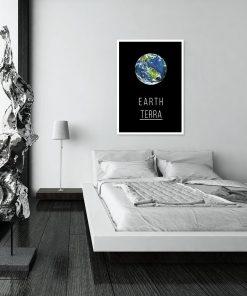 Plakat Ziemia
