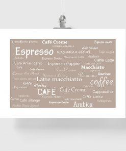dekoracja kawowa