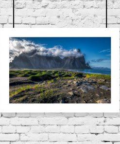 Islandia na plakacie