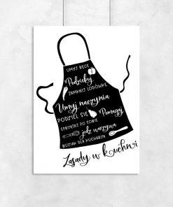 zasady w kuchni
