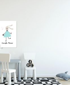 plakat dla córeczki mamusi