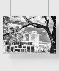 plakat miasto