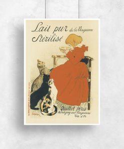 plakat vintage